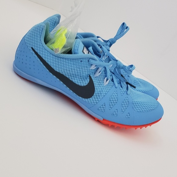 Nike Other - Nike Zoom Rival M 10 Mens Track Shoes
